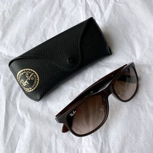 Ray Ban Sunglasses RB 4202 Andy 6073/13 55/17